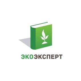 Логотип компании экоэксперт